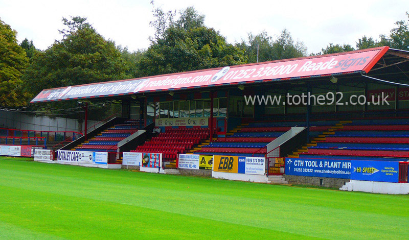 Football League Ground Guide Aldershot Town Fc