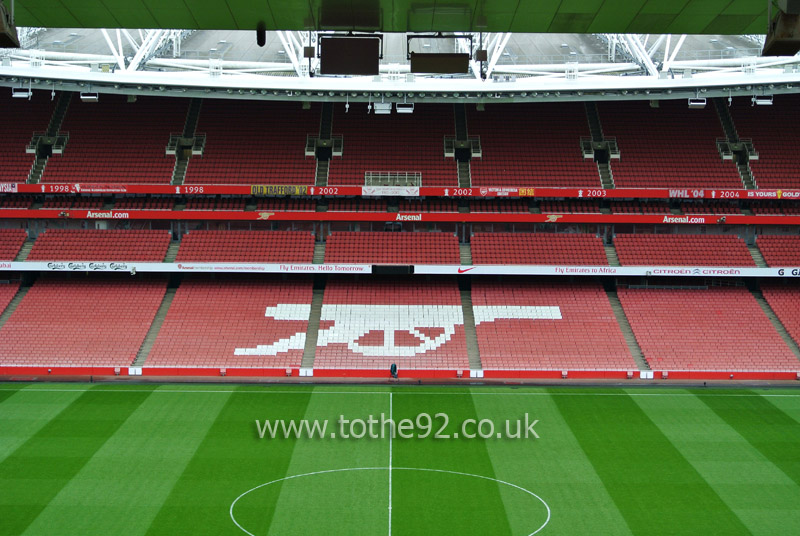 Football League Ground Guide Arsenal Fc Emirates Stadium