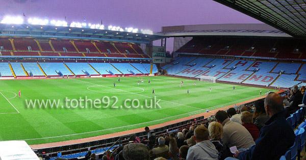 Aston Villa Fc Villa Park Football League Ground Guide