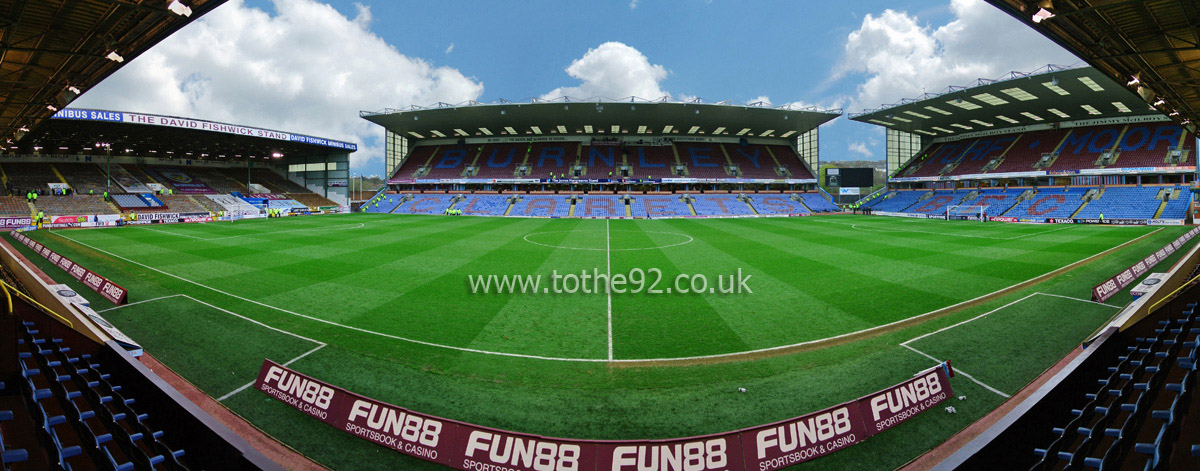 Burnley FC | Turf Moor | Football League Ground Guide