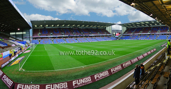 Football League Ground Guide - Burnley FC - Turf Moor