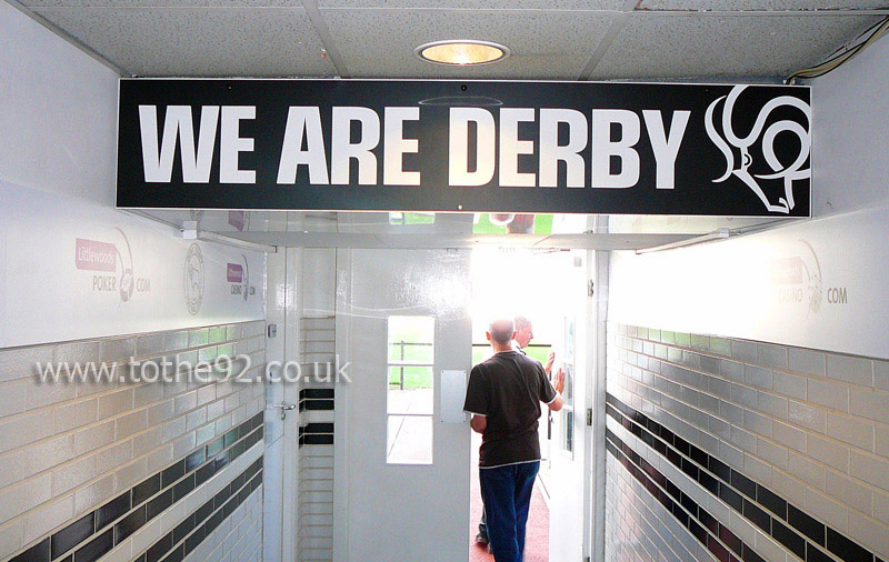 Football League Ground Guide Derby County Fc Pride Park