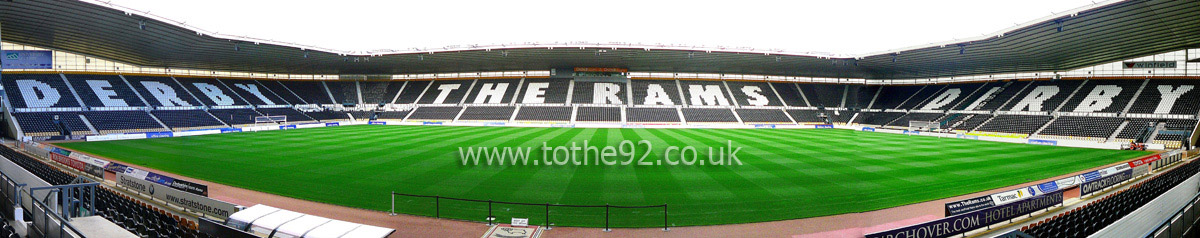 Derby County Fc Pride Park Football League Ground Guide