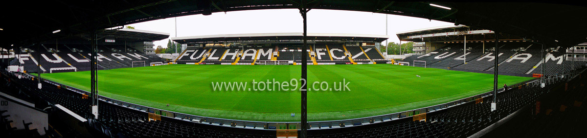 Fulham Fc Craven Cottage Football League Ground Guide