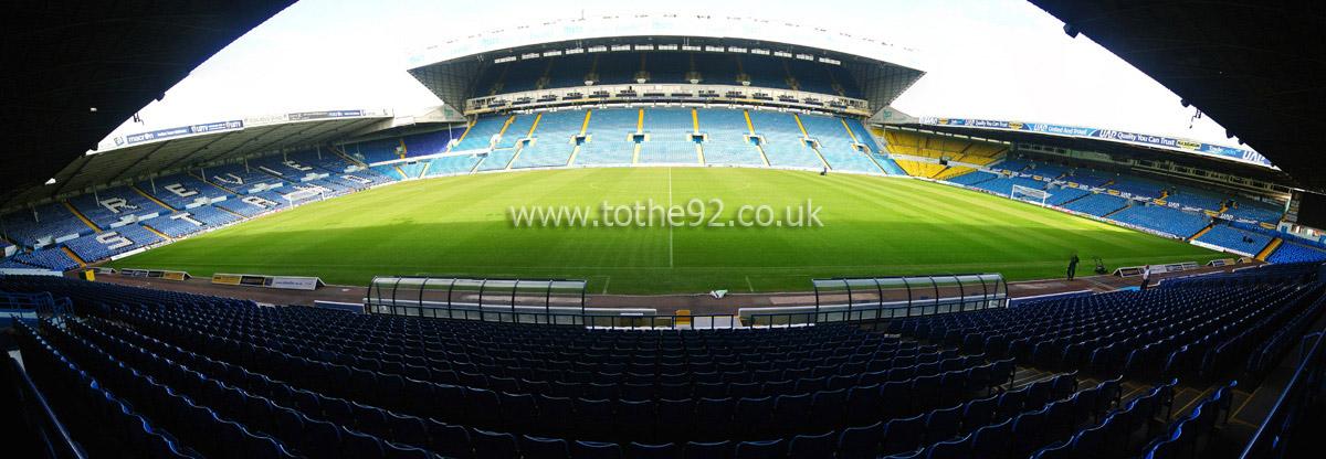 Leeds United Fc Elland Road Football League Ground Guide