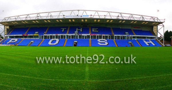 Football League Ground Guide Peterborough United Fc