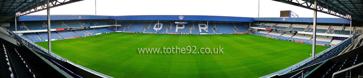 EPL - Review of Loftus Road Stadium, London, England ...