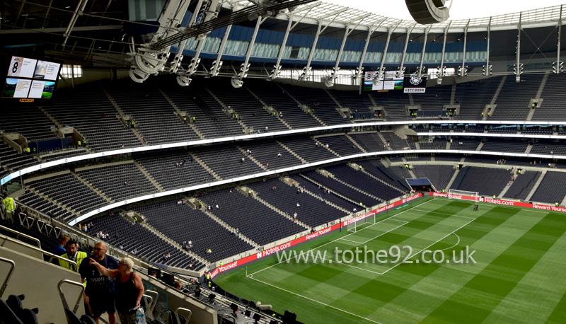 Tottenham Hotspur Fc Tottenham Hotspur Stadium Football League Ground Guide
