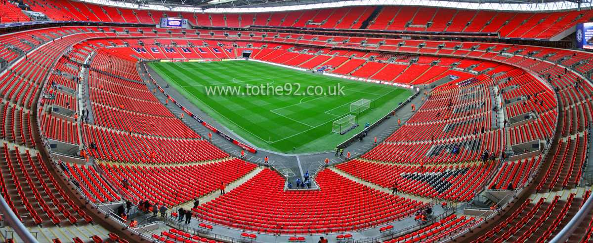 football league ground guide england wembley stadium. Black Bedroom Furniture Sets. Home Design Ideas