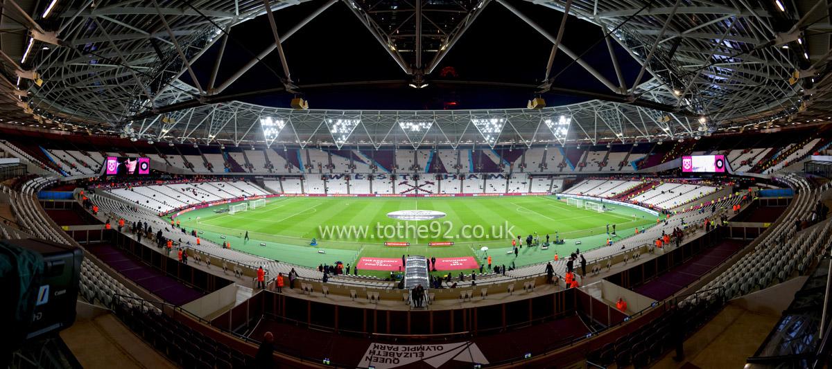 West Ham United Fc London Stadium Football League Ground Guide