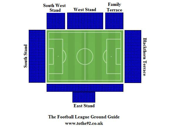 Bristol City Stadium Seating Plan Memorial Stadium Seating Plan