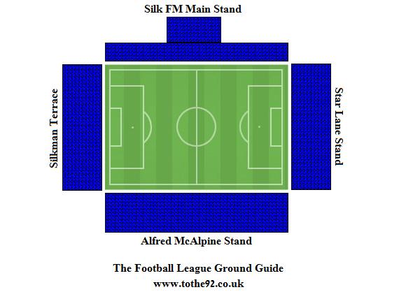 Football League Ground Guide Macclesfield Town Fc Moss