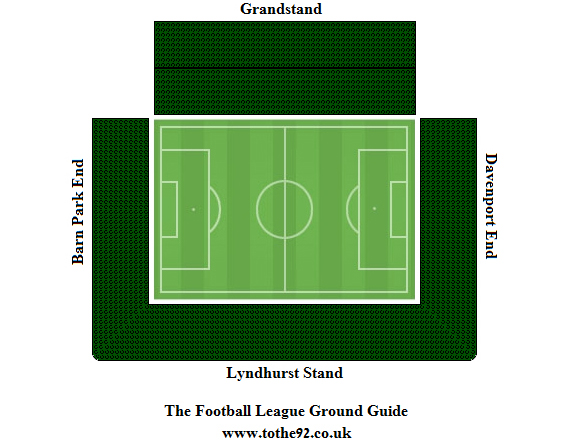 Home Park Seating Plan