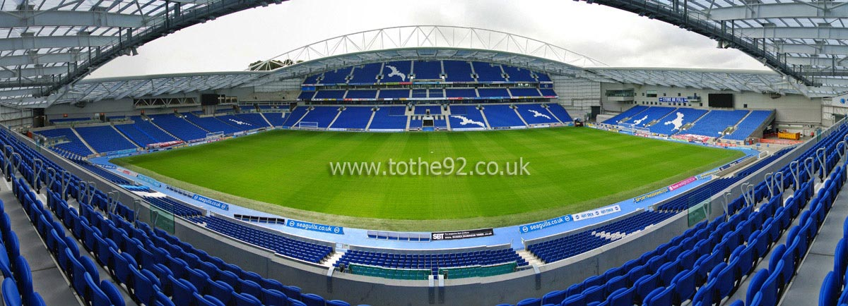 Football League Ground Guide Brighton And Hove Albion Fc