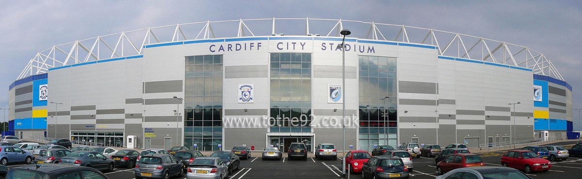 cardiff city stadium cardiff city fc football ground guide tattoo design bild. Black Bedroom Furniture Sets. Home Design Ideas