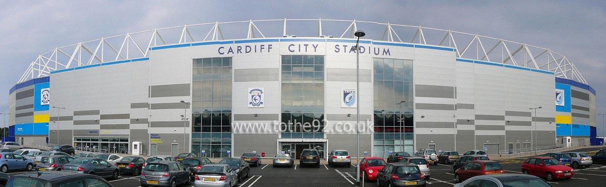 Cardiff City Stadium. Cardiff City