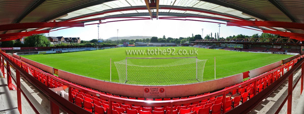 Football League Ground Guide Accrington Stanley Fc The