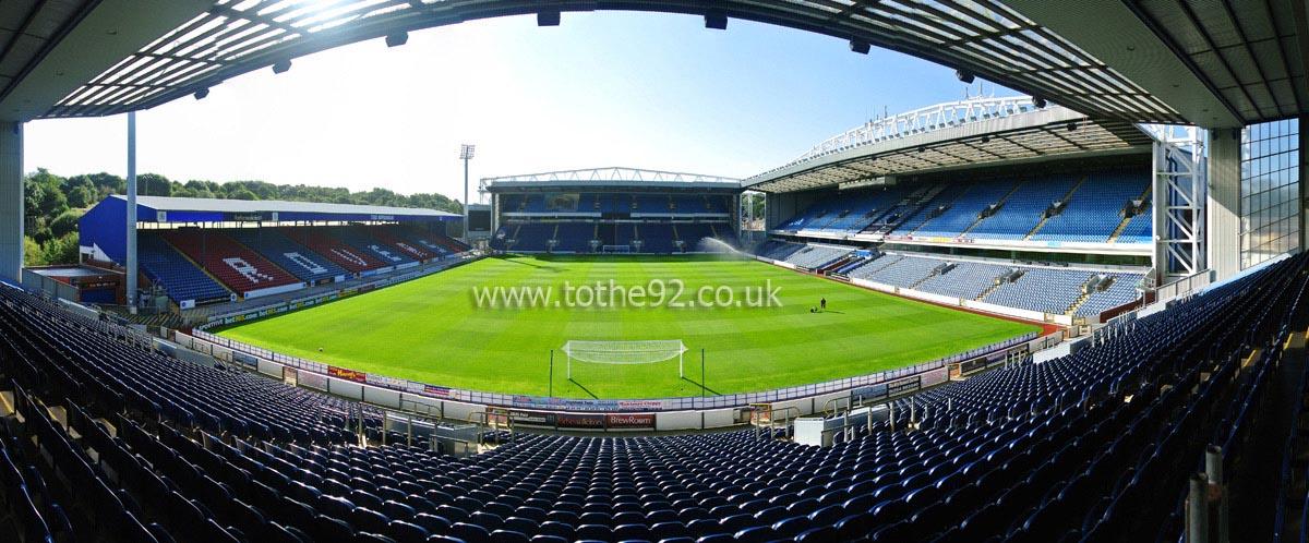 Blackburn Rovers Stadium Seating Plan Ewood Park Stadium