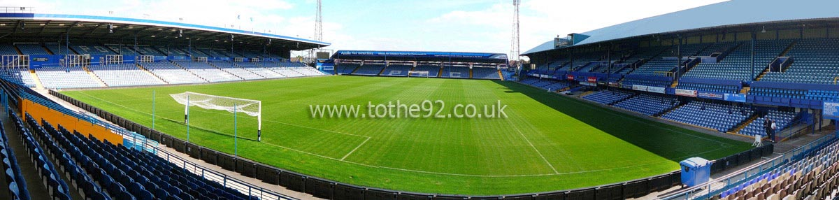 North Park Lincoln >> Football League Ground Guide - Portsmouth FC - Fratton Park