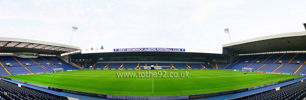 West Bromwich Albion Fc Hawthorns Football League Ground Guide