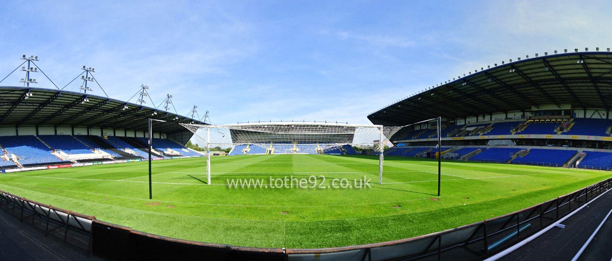 Football League Ground Guide Oxford United Fc Kassam