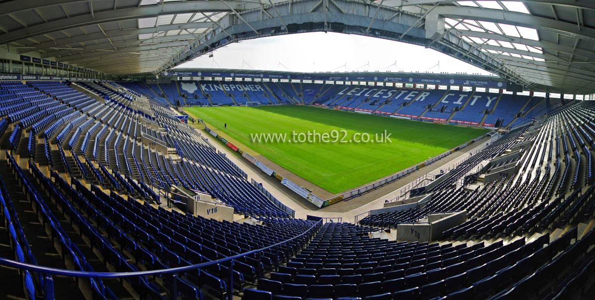 stadion leicester