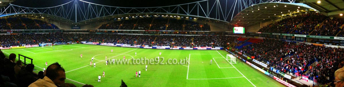 Football League Ground Guide Bolton Wanderers Fc