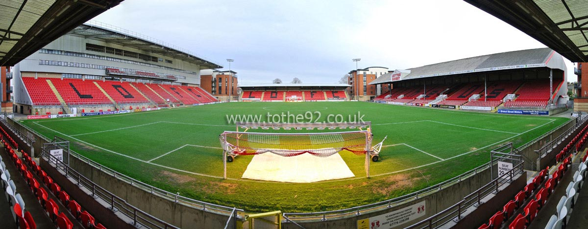 Football League Ground Guide Leyton Orient Fc