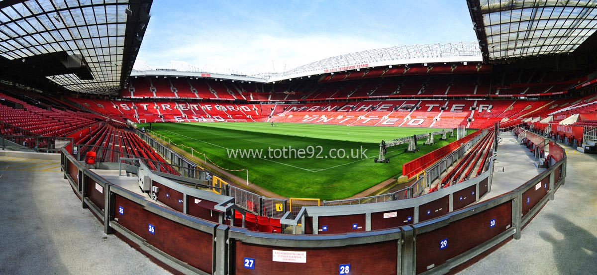 51f96c3f5 Football League Ground Guide - Manchester United FC - Old Trafford