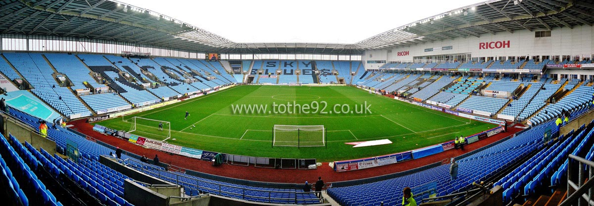 Ricoh arena coventry city fc football ground guide autos for Coventry federal plans