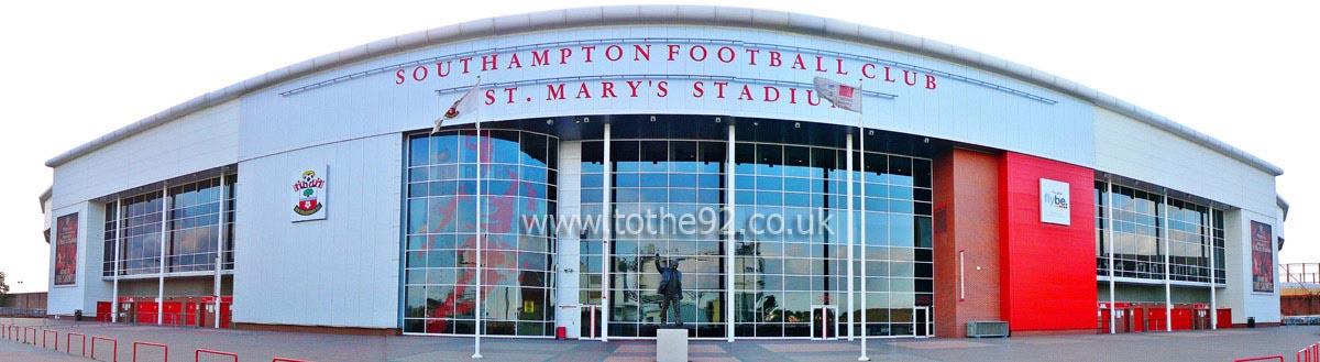 Football League Ground Guide Southampton Fc St Mary S