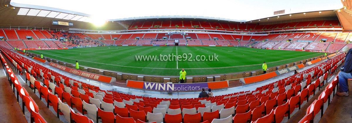 ... Stadium Of Light Panoramic. Highslide JS