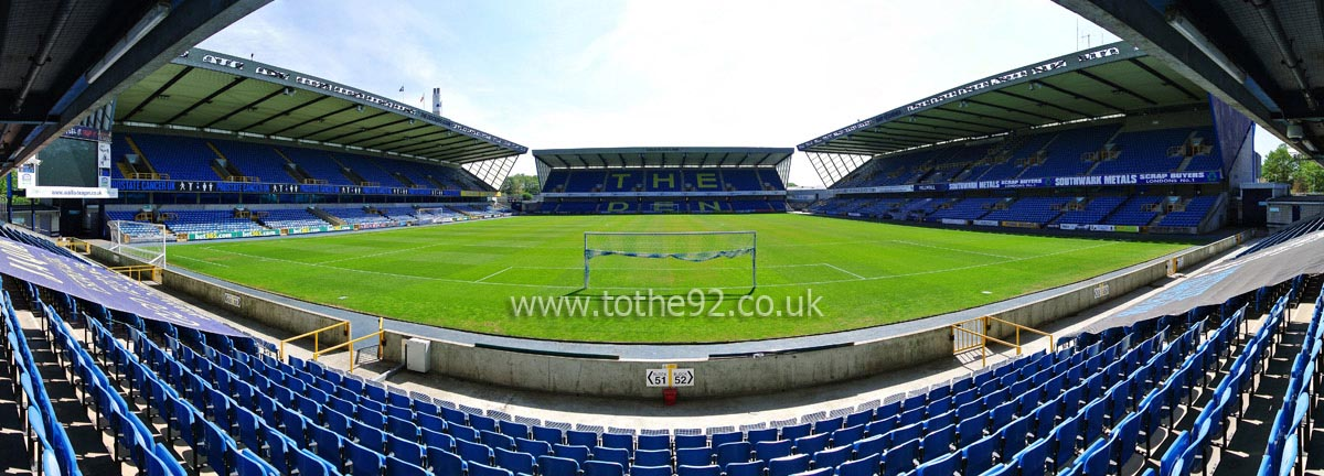 Football League Ground Guide Millwall Fc The New Den
