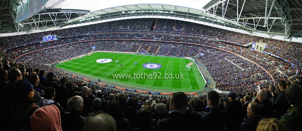 wembley vs emirates football stadiums Right wrong in fact, some of football's biggest arenas – including wembley and the nou camp – are dwarfed by stadiums dedicated to the other football.