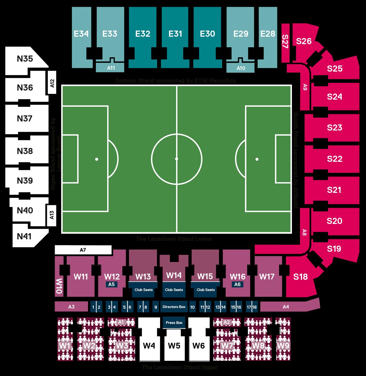 Football League Ground Guide - Bristol City FC - Ashton Gate
