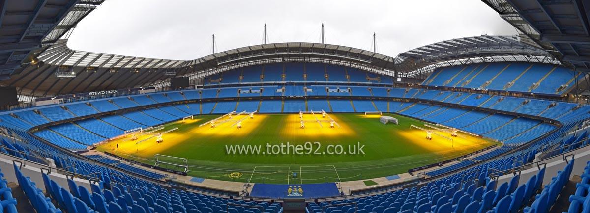 Manchester City FC   Etihad Stadium   Football League ...
