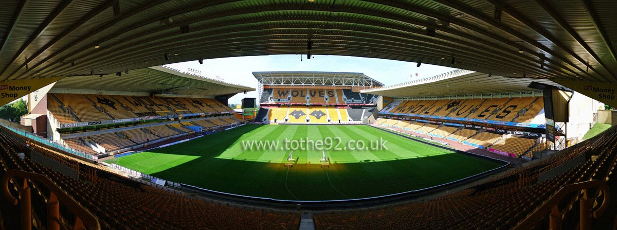 Football League Ground Guide Wolverhampton Wanderers Fc